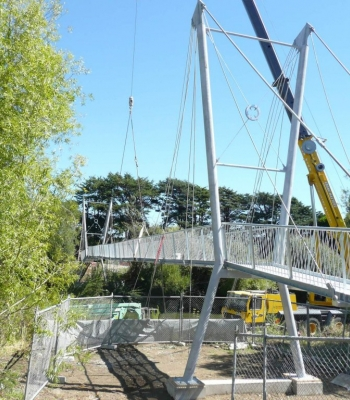 Waikanae Footbridge