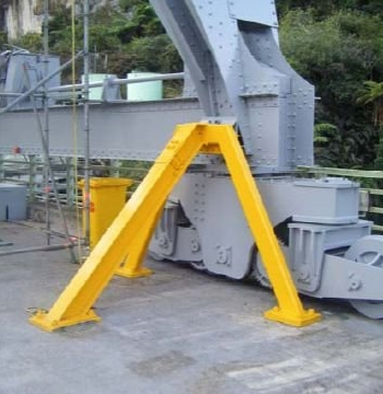 Support Stand for Goliath Crane