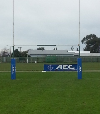 AEC Rugby Post Pads