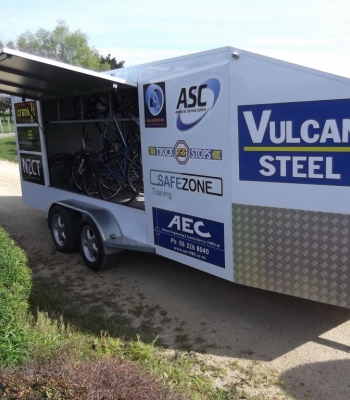 TASCForce Cycle Trailer