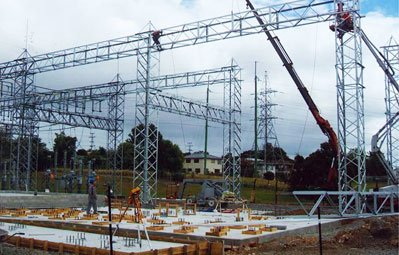 Electricity Fabrication and Installation