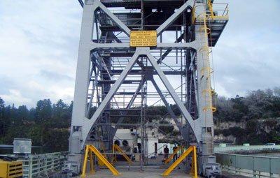 Goliath Crane Upgrade 2009