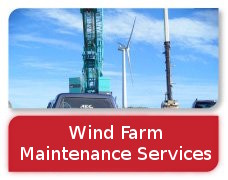 Wind Farm Maintenance Service